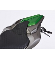 BODYSTYLE seat cover ,grey/red | 6518989 | bds_6518989 - wondertec-jp